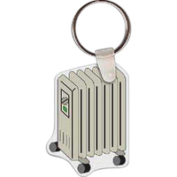 Space Heater Key tag