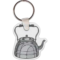 Tea Kettle Key tag