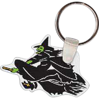 Witch Key tag