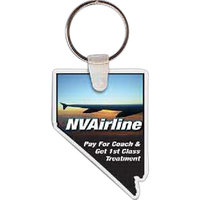Nevada Key tag - Full Color