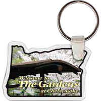 Oregon Key tag