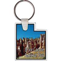 Utah Key tag - Full Color