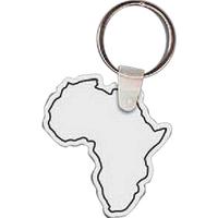 Africa Key tag