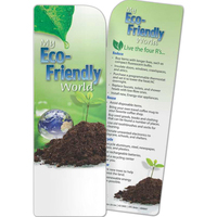 Bookmark - My Eco-Friendly World
