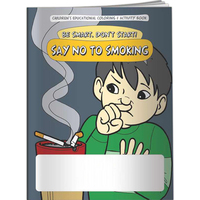 Coloring Book - Say NO to Smoking