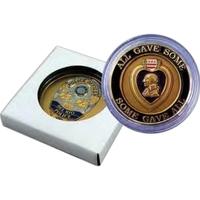 Plastic Coin Capsule