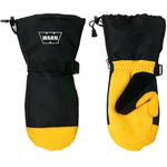 Deerskin Winter Mitts With Thinsulate (TM)