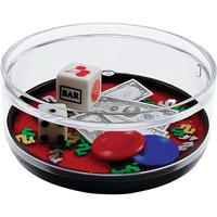 Casino Compartment Coaster Caddy
