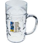 1/2 Liter German Beer Mug