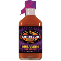 Habanero Hot Sauce (6.6 oz Flask)