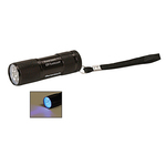 Black Ultraviolet (UV) Led Flashlight