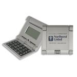 Flipper Travel Alarm Clock And Calculator
