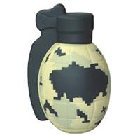 Squeezies® Camo Grenade Stress Reliever