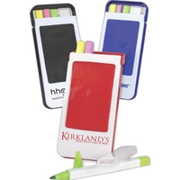 Phone Holder with Highlighters