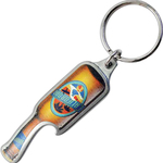 Photo-Finish Key Chain Bottle Opener
