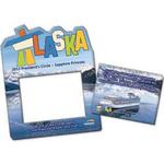 13-20 Sq. In. Custom Shaped Acrylic Magnet Frame