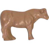 Beef Steer Pencil Top Eraser