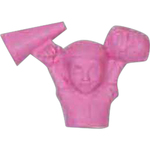 Cheerleader Pencil Top Eraser