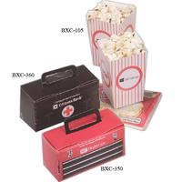 Mini Popcorn Party