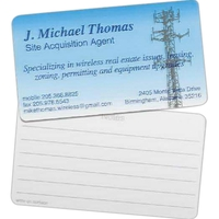 Standard Laminated Business Card