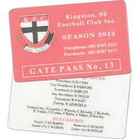 Heavy Laminated Membership Card