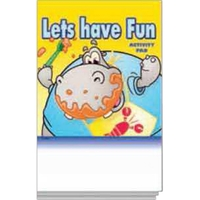 Let's Have Fun Activity Pad Fun Pack