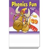 Phonics Fun Activity Pad Fun Pack
