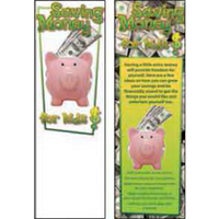 Saving Money for Kids Bookmark