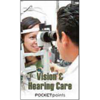 Vision & Hearing Care Pocket Pamphlet