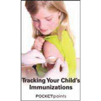 Tracking Your Child's Immunizations Pocket Pamphlet