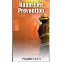 Home Fire Prevention Pocket Pamphlet