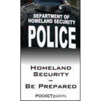 Homeland Security Pocket Pamphlet