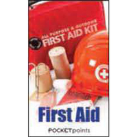 First Aid Pocket Pamphlet