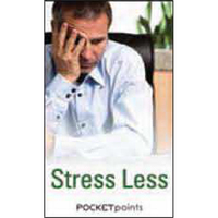 Stress Less Pocket Pamphlet