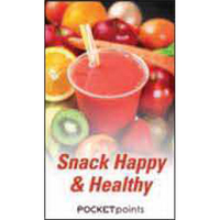 Snack Happy & Healthy Pocket Pamphlet