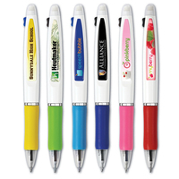 Trio Grip 3-in-1 Pen and Pencil - Green Grip