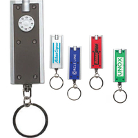 Rectangle Light-Up Keyring