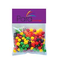 Skittles in Large Header Pack