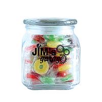 Life Savers in Medium Glass Jar