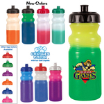 20 oz. Mood Cycle Bottle (1 Side), Full Color Digital