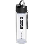 Glass Water Bottle with Sport Lid