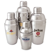 3 piece Stainless Steel Shaker