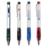 Metal Twist Action Ballpoint Pen