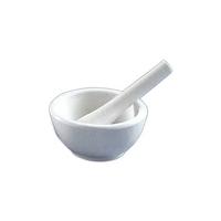 Porcelain Mortar & Pestle - 4 oz