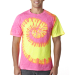 Adult Tie-Dyed Tee