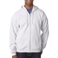 Gildan (R) Heavy Blend (TM) Adult Full-Zip Hooded Sweatshirt