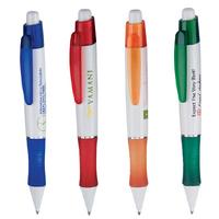 Plastic Click Action Ballpoint Pen
