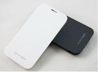LG-N2 Samsung Galaxy Note 2 Battery Extender Case w/ Flip Sc