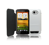 LG-TC HTC One X Battery Extender Case w/ Flip Screen Cover (