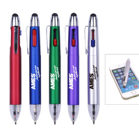 2 Writing color Ballpoint Stylus Pen